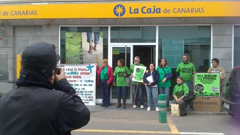 Claudia negocia con Bankia